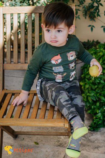 Βρέφικα παιδικά παπούτσια Attipas