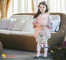 ανατομικά παπούτσια για βρέφη και παιδιά Attipas Cutie Pink